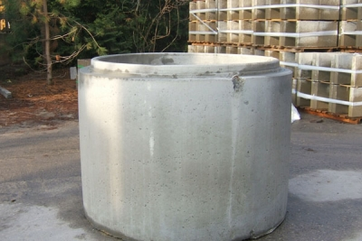Kręgi betonowe WG DIN 4034 C-35/45